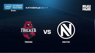 Tricked eSports vs. EnVyUs - IEM Katowice EU - map2 - de_train [CrystalMay, ceh9]