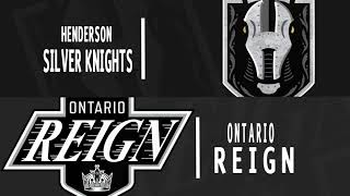 Silver Knights vs. Reign | Feb. 21, 2021