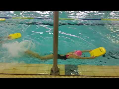 Úszás 3. osztály
