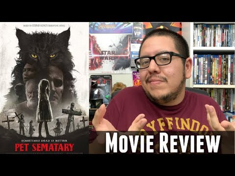 Pet Sematary - Movie Review