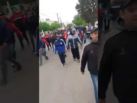 """""""La Hinchada De Güemes Copando La Banda Vamos Los Pibes"""" Barra: Los Pibes • Club: Güemes"""