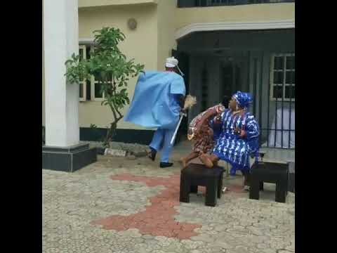 Movie: Iya oba - Latest Yoruba Movie 2018 starring Odunlade Adekola
