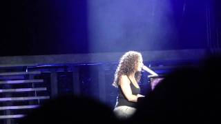 Alicia Keys - Pray For Forgiveness - Bell Center - Montreal - February 28th 2010