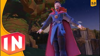 Dr Strange Fully Playable In Disney Infinity Mod! First Ever Look In-Game!