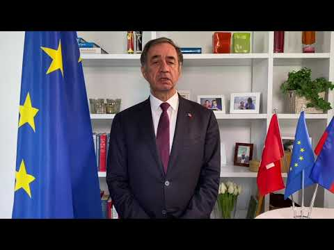 Video address by Ambassador Matthiessen on occasion of Europe Day 2020