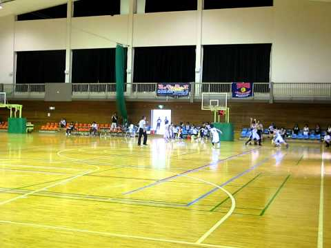 MORI GANADOR 041.avi ミニバスケット 2011 御幸小学校