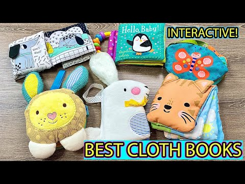6 Best Cloth Books For Babies 2020!