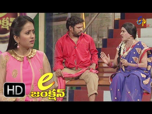 E-Junction – 15th May 2017 – Full Episode | ETV Plus | Raising Raju, Funny Fani
