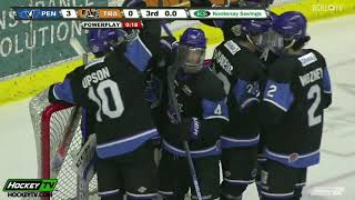 HIGHLIGHTS: Penticton Vees @ Trail Smoke Eaters – April 17th, 2021