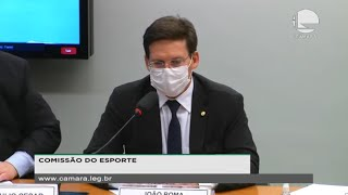 Esporte - Presença do Ministro da Cidadania e do Secretário Especial do Esporte - 10/05/2021 14:00