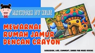 Mewarnai Dengan Crayon Greebel Artist Free Online Videos Best