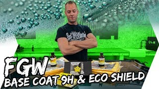 Base Coat & ECO Shield   Fahrzeugpflege gewusst wie!