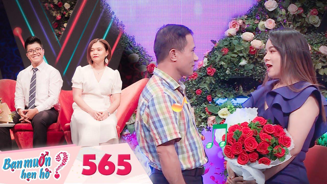 Bạn Muốn Hẹn Hò | Tập 565 FULL: Trai tân U50 mang sổ đỏ đi hẹn hò bị gái xinh từ chối phũ phàng