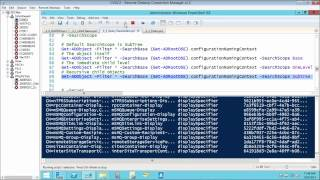 03 - Powershell for Active Directory - Quering AD Data