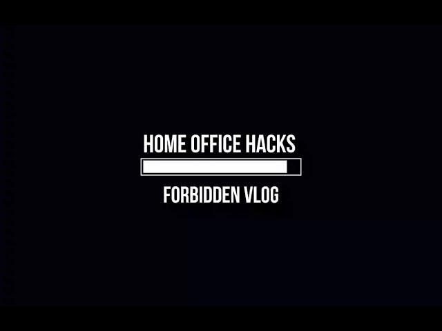 10 TIPOV, AKO HACKNÚŤ HOME OFFICE