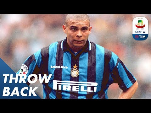 Ronaldo's Top 10 Goals In The League   Throwback   Serie A