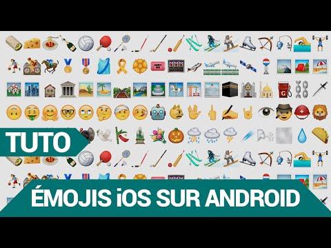 TUTO] Emojis iOS sur Android ? – Snapchat ! (Emoji Switcher) |