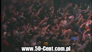 "50 Cent & G Unit performing ""You Not Like Me"" Live in Detroit [ High Definition ]"