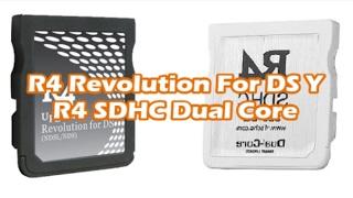 Cómo Configurar EL R4 Revolution For DS Y SDHC Dual Core