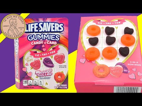 LifeSavers Gummies Valentine's Day Candy Card