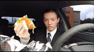 The New Taco Bell Wild Naked Chicken Chalupa Review - Video Youtube