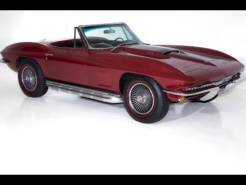 Video of '67 Corvette - MC1H