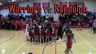 preview picture of video 'Salamanca vs Randolph 2/13/2014 (Boy's Varsity Basketball)'