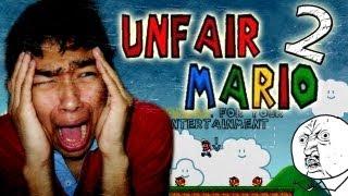 Unfair Mario - Ep.2 | Trolleado Por Mario Bros !!