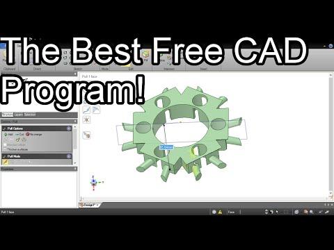 The Best Free CAD Program - DesignSpark Mechanical