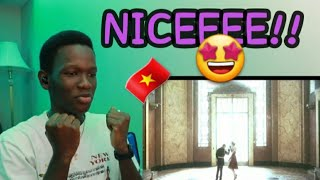 NIGERIAN Reacts To TOULIVER X BINZ - GENE [ OFFICIAL MV ] || Life of Vic