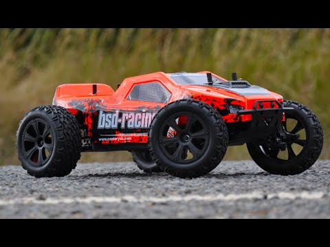 PRIME ONSLAUGHT V2 BSD RACING RC CAR