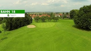preview picture of video 'Bahn 18 | Golfclub Sieben-Berge Rheden'