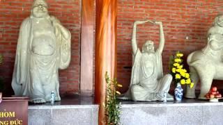 preview picture of video 'Đi lễ chùa Ba Vàng mùng 1 Tết Giáp Ngọ'
