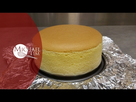 Video Japanese Cheese Cake (remake)