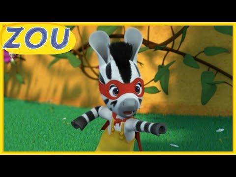 Zou en Français  ☄️ SUPER ZOU 💥 Dessins animés 2019