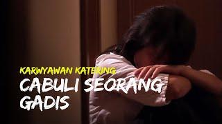 Berbekal Rayuan Maut, Karyawan Katering di Surabaya Cabuli Seorang Gadis, Bermula Diajak Nongkrong