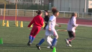 preview picture of video 'FFV - Football féminin de Villepinte'
