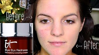 "It Cosmetics ""Bye Bye Redness"" I First Impression (F.I.F)"