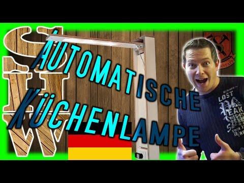 Vollautomatische Küchenlampe DIY!!!