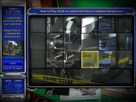 Mystery P.I. – The Vegas Heist