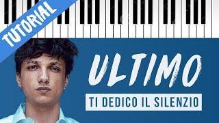 [TUTORIAL] Ultimo | Ti Dedico Il Silenzio  Piano Tutorial Con Synthesia