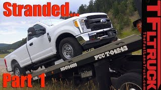 Ford F-250 Fails Before the Ike Gauntlet (Part 1)