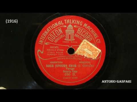 El primer tema musical de la historia (1916)