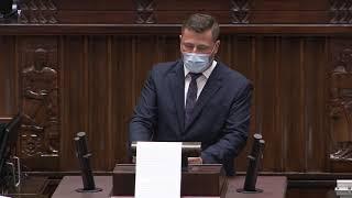 Krzysztof Paszyk (PSL) zatroskany losem zwierząt domowych.