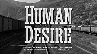 Human Desire (1954) Video