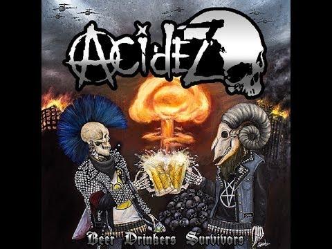 Acidez - Beer Drinkers Survivors  Full Album