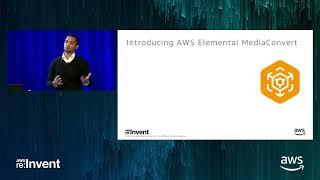 AWS Media Services: Elemental Media Converter Overview