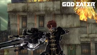 God Eater Resurrection video