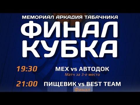 КУБОК ОБЛ. МЕХ - АВТОДОК. 14.06.2021. Матч за 3-е место