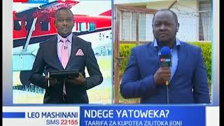 Wakulima wajitokeza kwa maonyesho ya kilimo kaunti ya Meru - Leo Mashinani